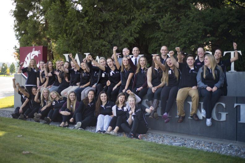 WSU Spokane NEP students