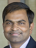 Portrait image of researcher Shobhan Gaddameedhi