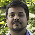 Portrait photo of Soumyadeep (Sam) Sarkar
