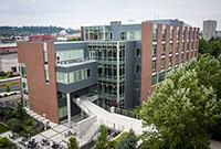 WSU College of Nursing Building
