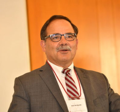 Provost Dan Bernardo.