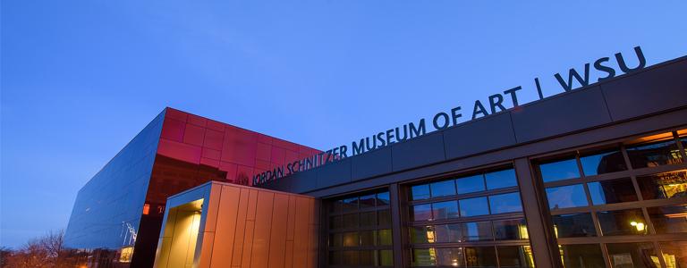 GRAND OPENING Jordan Schnitzer Museum Of Art WSU Moms Weekend - Jordan schnitzer museum