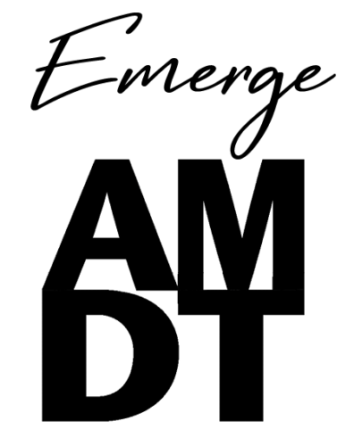 Emerge AMDT logo