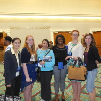 ACJS attendees