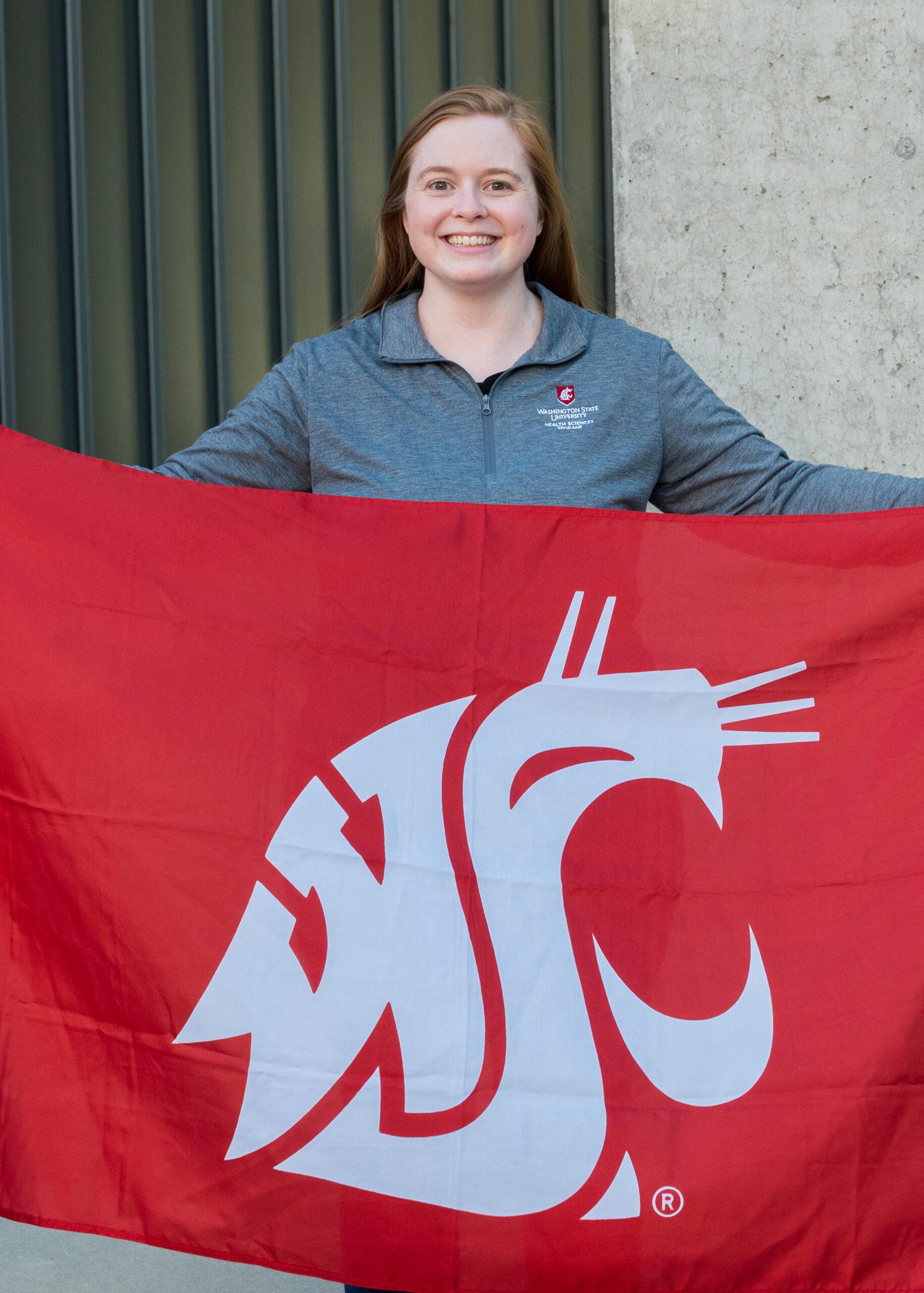 Mariah Deboodt WSU Spokane