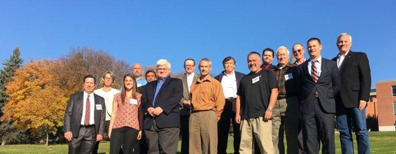 MME Advisory Board members, Fall 2017, Pullman