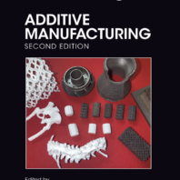 "Book Cover of ""Additive Manufacturing"""