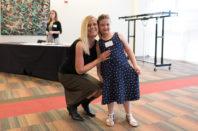 Cerissa Harper with her daughter Viv