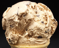 Cappuccino ChipCoffee flavored ice cream with chocolate espresso chips