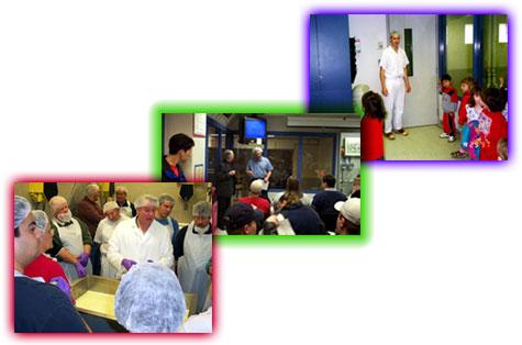 Educational Opportunities through the WSU Creamery