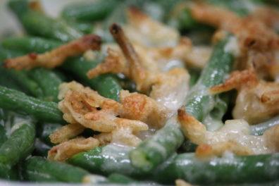 Viking Green Bean Casserole