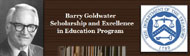 Explore information about the Barry M. Goldwater Scholarship program.