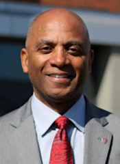 Advisory board member Paul Pitre, Chancellor for Washington State University's Everett campus.