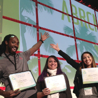 Thumbnail photo of ABRCMS 2016 winners