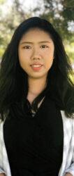 Undergraduate peer mentor Wendy Yu.