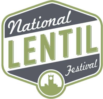 National Lentil Festival Logo