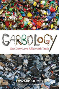 Book cover of Garbology.