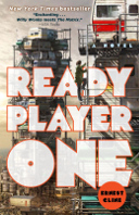 Book cover Ready Player One.