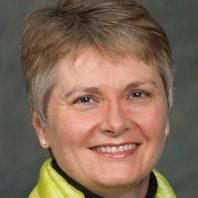 Karen Weathermon, director of the Common Reading program at WSU.