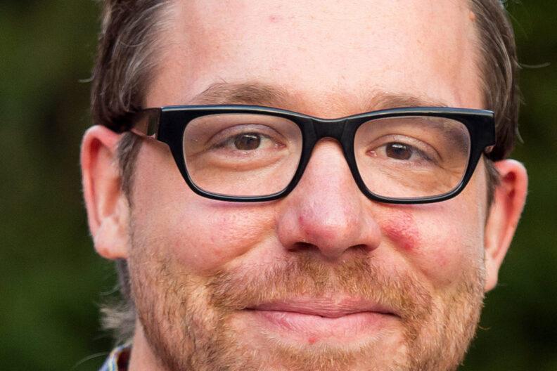 Ted Tremper, Washington State University alumnus and award-winning writer, director, producer, and educator.