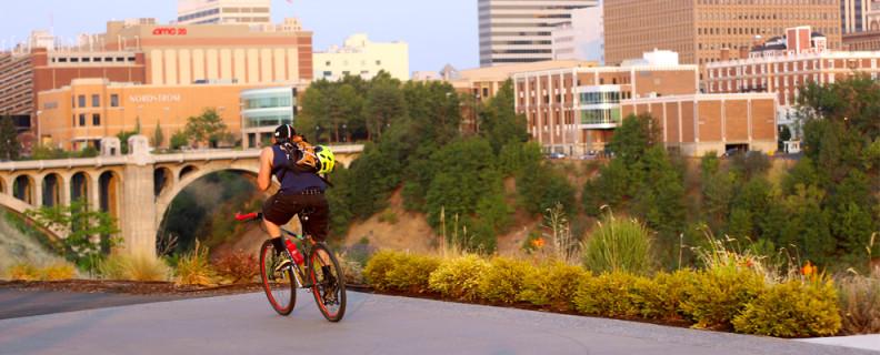 Spokane Recreation from Visit Spokane