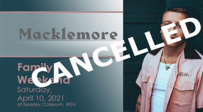 Macklemore Concert Cancelled