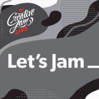 Adobe Creative Jam Live: Let's Jam.
