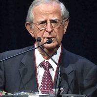 Retired WSU President Samuel H. Smith.