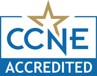 Accreditation - CCNE Seal
