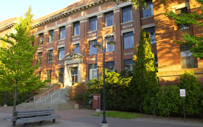 Wilson-Short Hall houses the Department of Sociology on the WSU Pullman campus