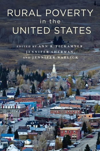 Cover of Rural Poverty in the United States