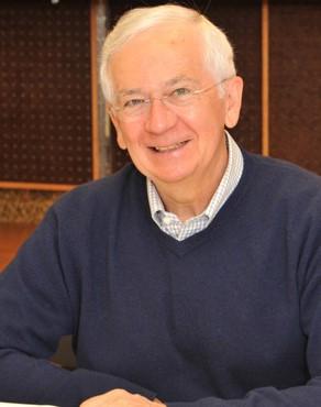 Photo of Don Dillman, co-editor