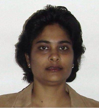 A photo of Indeira Persaud.