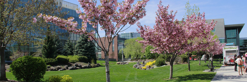 Spokane campus
