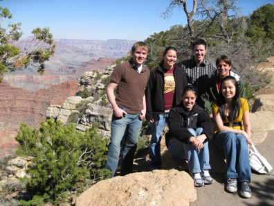A highlight of the Arizona event was a side trip to the Grand Canyon.