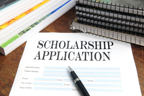 Image of Scholarship Application