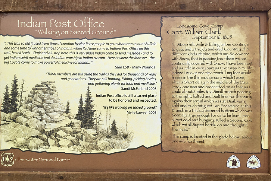 """Indian Post Office"" site description"
