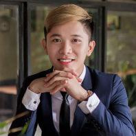 Portrait of Nam Nguyen