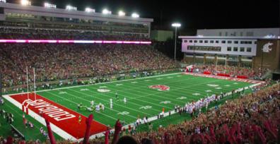 WSU Cougars at Martin Stadium