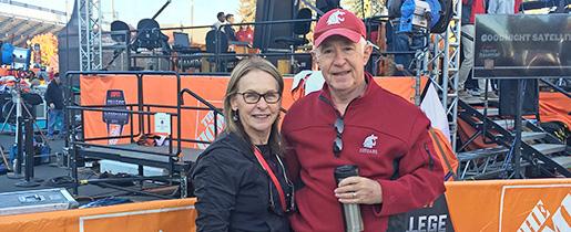 Tom and Linda Nihoul