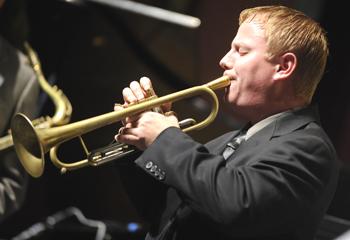 Trumpeter featured in Jazziz magazine | WSU Insider