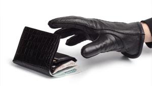Wallet di curi