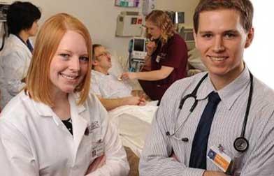 Doctor degree in nursing