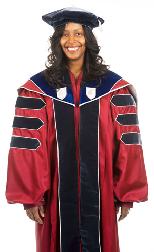 New gowns, honor cords debut at ceremony | WSU News | Washington ...