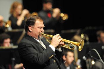 Trumpet Professor Solos With Award Winning Brass Band