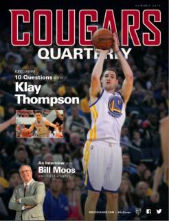 Cougar Quarterly, Clay Thompson
