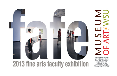 fine arts faculty show