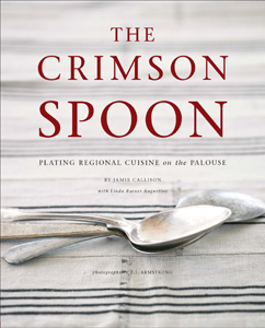 The Crimson Spoon Cookbook from WSU