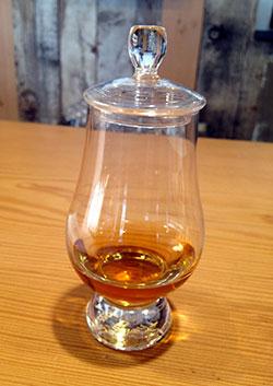 Whiskey for tasting
