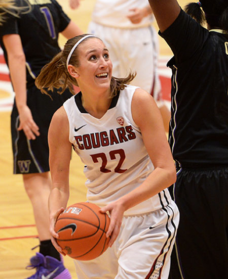 new washington cougar women New washington state women's basketball coach kamie ethridge explains how an email from the seven returning cougar players helped her overcome sadness at leaving her former program and look forwa.